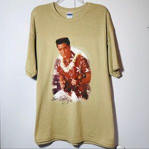 Elvis Presley Hawaiian| Graphic Tee